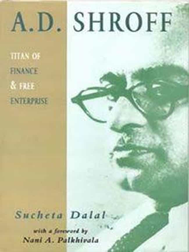 Ardeshir Darabshaw Shroff is listed (or ranked) 4 on the list Famous Bankers from India