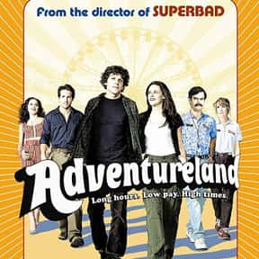 Adventureland is listed (or ranked) 20 on the list The Best Ryan Reynolds Movies