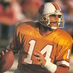 Randy Hedberg is listed (or ranked) 24 on the list The Best Tampa Bay Buccaneers Quarterbacks of All Time