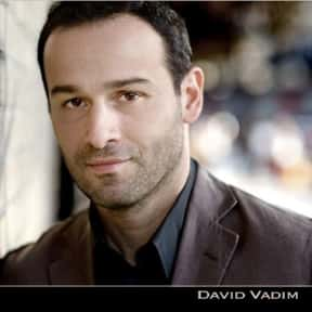 David Vadim is listed (or ranked) 21 on the list Full Cast of G.I. Jane Actors/Actresses