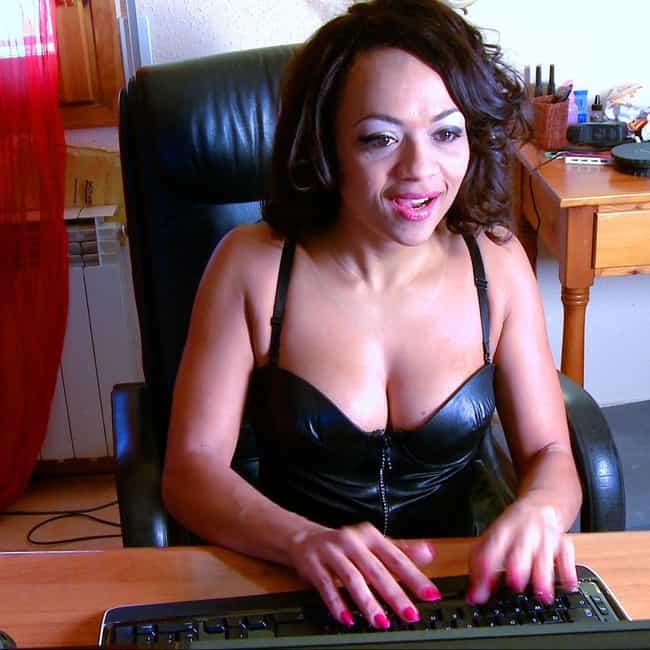 Mature black woman video