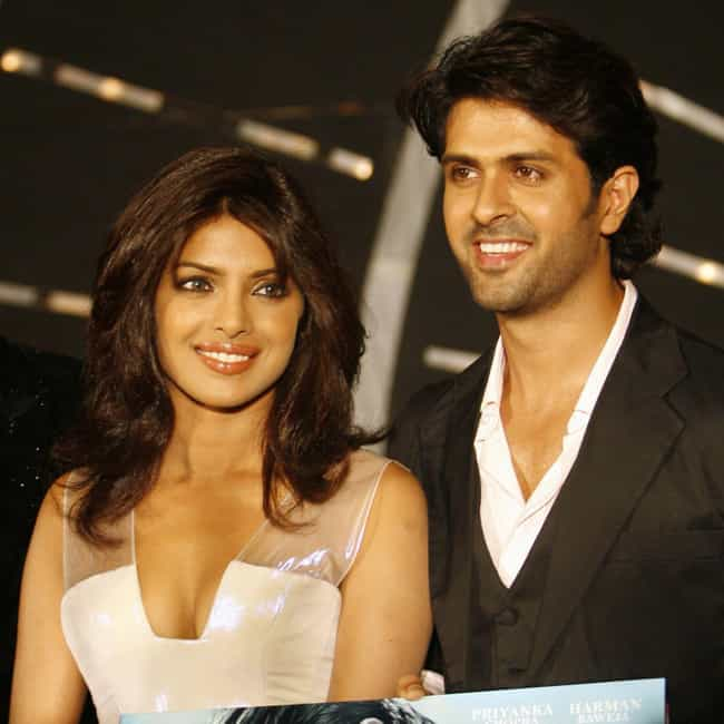 Harman Baweja is listed (or ranked) 3 on the list Priyanka Chopra Loves and Hookups