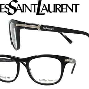 Yves Saint Laurent is listed (or ranked) 19 on the list The Best Eyewear Brands