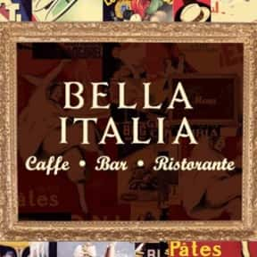 Bella Italia is listed (or ranked) 11 on the list The Best Restaurant Chains of the UK