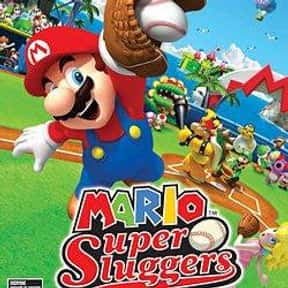 Mario Super Sluggers is listed (or ranked) 1 on the list All Wii Baseball Games, Ranked Best to Worst