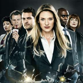 Fringe is listed (or ranked) 17 on the list The Best Sci-Fi Television Series Of All Time