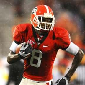 Terrence Edwards is listed (or ranked) 24 on the list The Best University of Georgia Football Players of All Time