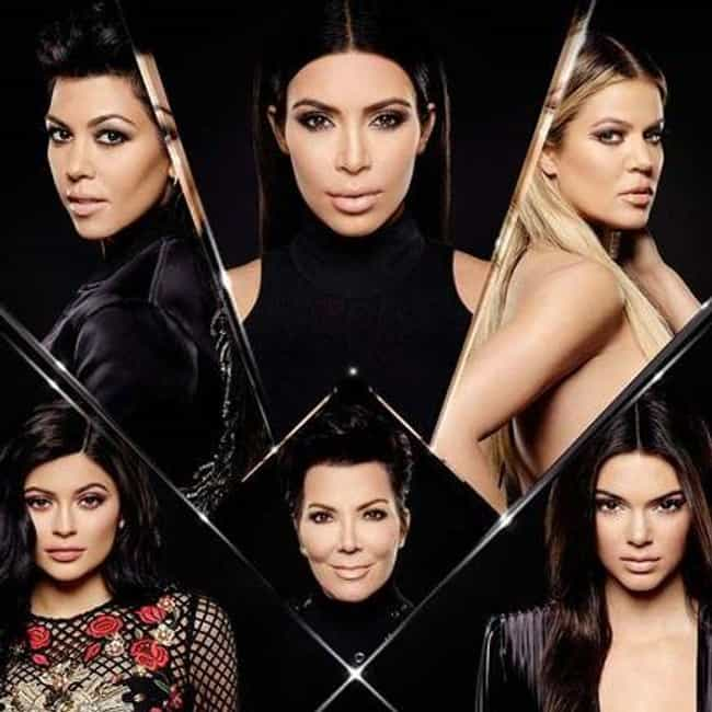 Keeping Up with the Kardashian... is listed (or ranked) 1 on the list The Best Kardashian-Jenner Shows, Ranked