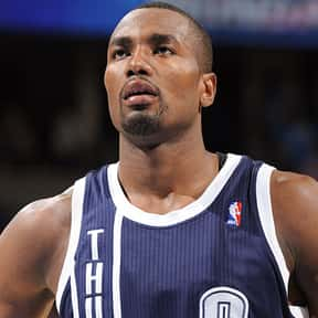 Serge Ibaka is listed (or ranked) 17 on the list The Most Attractive NBA Players Today