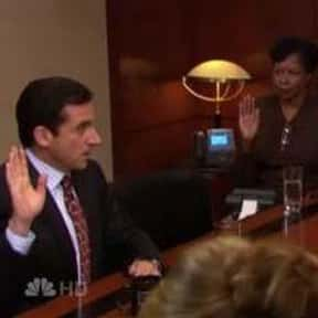 The Deposition is listed (or ranked) 17 on the list Every Episode Of 'The Office,' Ranked