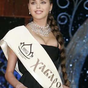 Alexandra Ivanovskaya is listed (or ranked) 19 on the list The Most RavishingRussian Models