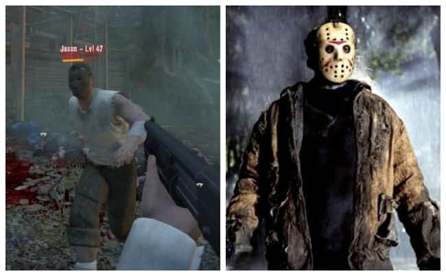 Dead Island is listed (or ranked) 11 on the list 18 Video Games With Hidden Movie References