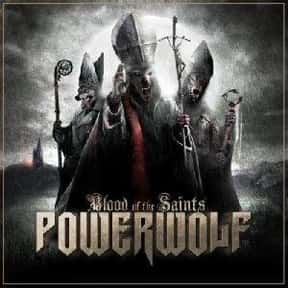 Powerwolf is listed (or ranked) 5 on the list The Best Power Metal Bands