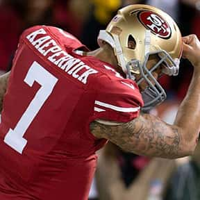 Colin Kaepernick is listed (or ranked) 24 on the list The Most Obnoxious Athletes
