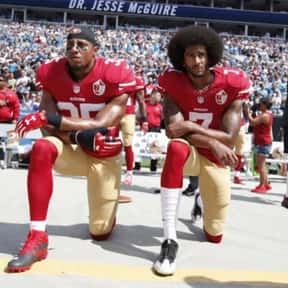 Taking A Knee is listed (or ranked) 8 on the list All the Things That Were a Thing in 2017, Ranked