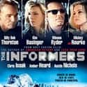 The Informers is listed (or ranked) 12 on the list The Best Amber Heard Movies