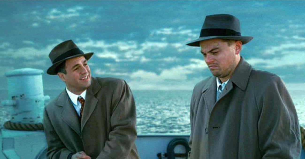Shutter Island is listed (or ranked) 3 on the list All the Times Hot Guys Have Thrown Up in Movies