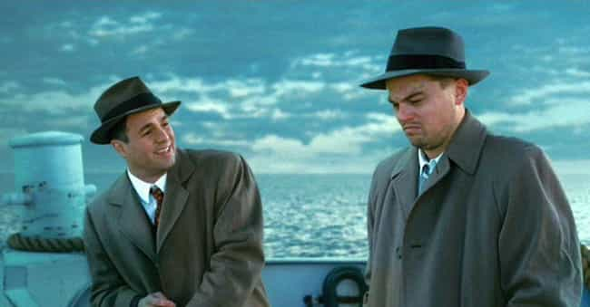 Shutter Island is listed (or ranked) 2 on the list All the Times Hot Guys Have Thrown Up in Movies
