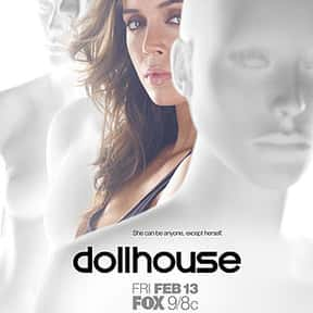 Dollhouse is listed (or ranked) 21 on the list The Best Female-Led TV Shows