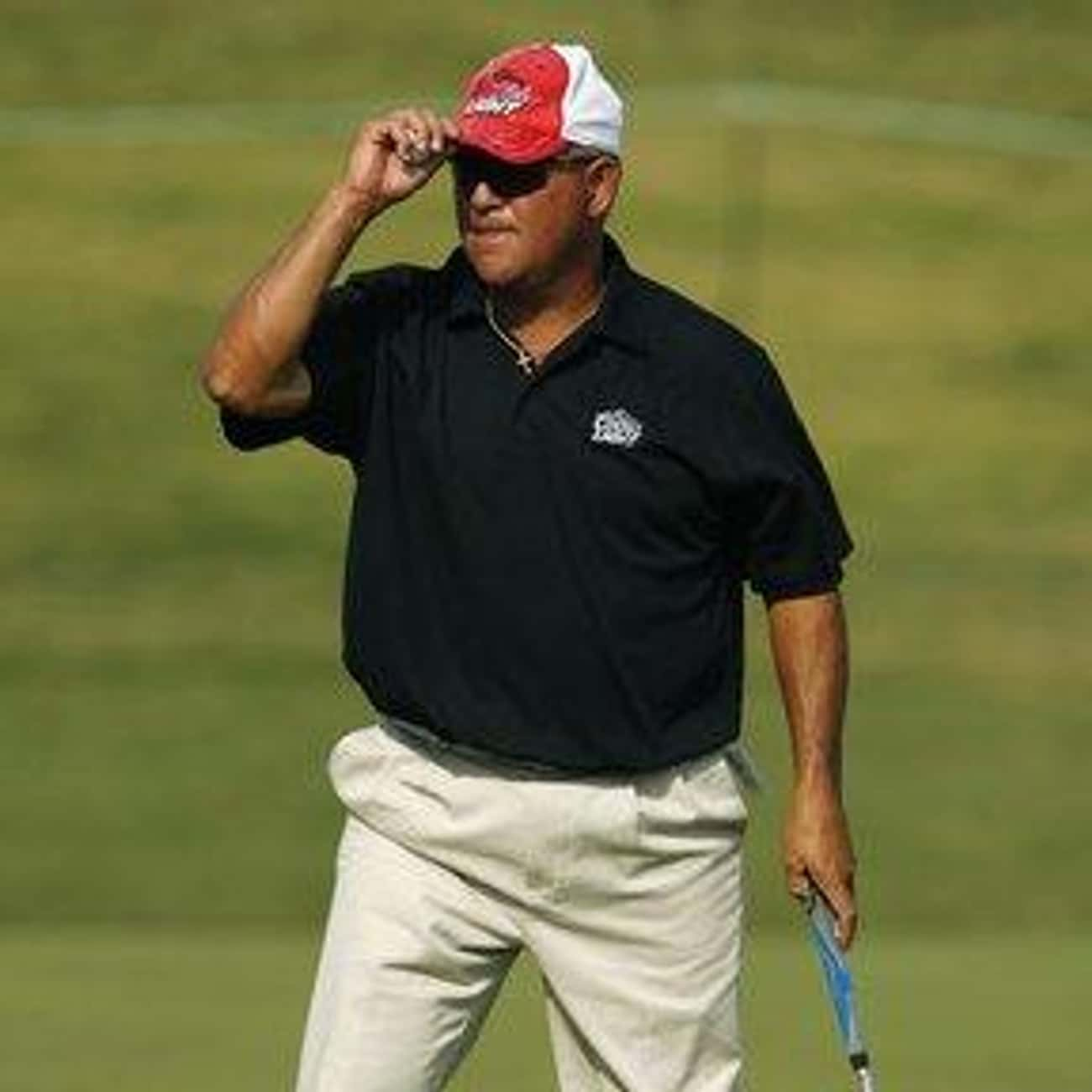 Ernie Gonzalez is listed (or ranked) 3 on the list Famous Hispanic Golfers