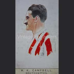 Alec Campbell is listed (or ranked) 23 on the list Famous People Named Alec