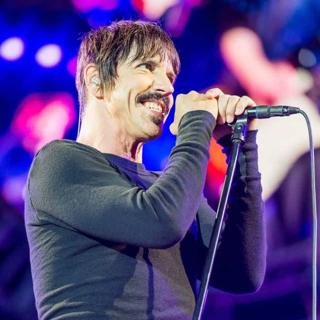 Heather Christie is listed (or ranked) 1 on the list Women Who Anthony Kiedis Has Dated