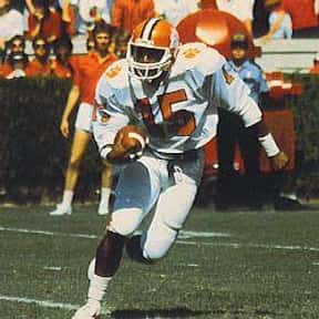 Terrence Flagler is listed (or ranked) 11 on the list The Best Clemson Tigers Running Backs of All Time