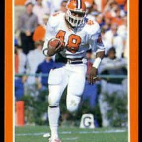 Kenny Flowers is listed (or ranked) 8 on the list The Best Clemson Tigers Running Backs of All Time