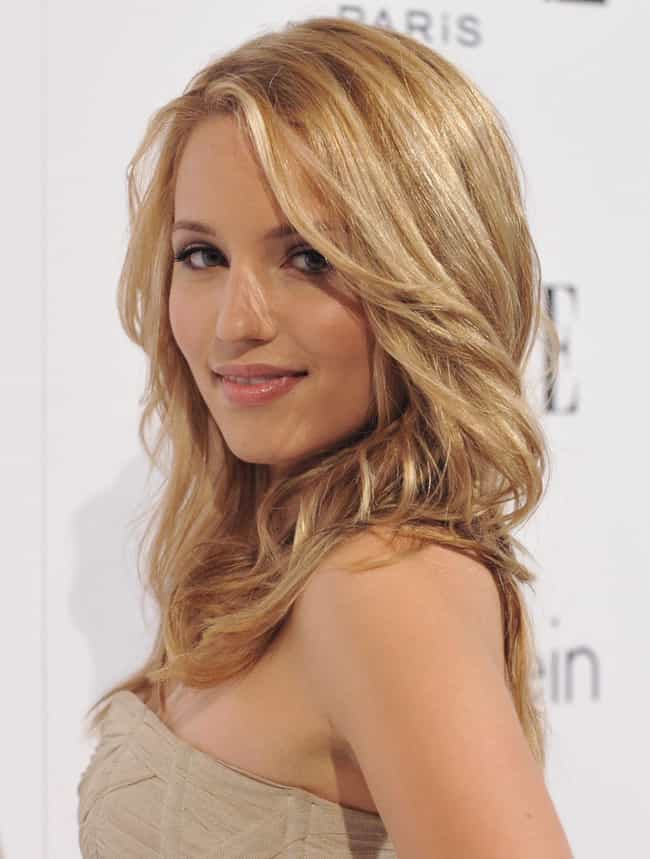 Dianna Agron is listed (or ranked) 1 on the list The Hottest Girls on Glee