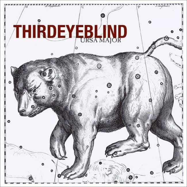 Ursa Major is listed (or ranked) 5 on the list The Best Third Eye Blind Albums, Ranked