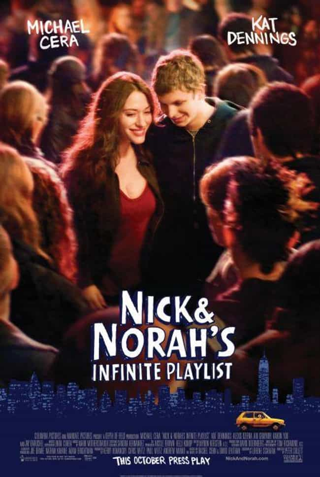 Nick & Norah's Infinite Playli... is listed (or ranked) 3 on the list What to Watch If You Love Juno