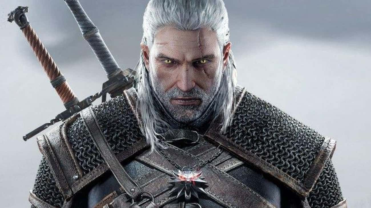 Geralt From 'The Witcher&# is listed (or ranked) 1 on the list Video Game Characters You Never Noticed Were Total Sexual Deviants