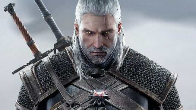 Geralt of Rivia is listed (or ranked) 2 on the list Video Game Characters You Never Noticed Were Total Sexual Deviants