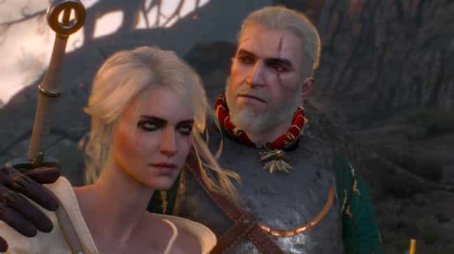 Geralt of Rivia is listed (or ranked) 3 on the list The All-Time Best Dads In Video Games