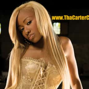 Diamond is listed (or ranked) 25 on the list The Greatest Women Rappers of All Time