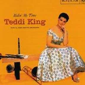 Teddi King is listed (or ranked) 19 on the list Coral Records Complete Artist Roster