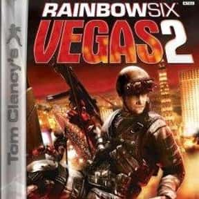 Tom Clancy's Rainbow Six: Vega is listed (or ranked) 2 on the list The Best Tom Clancy's Rainbow Six Games