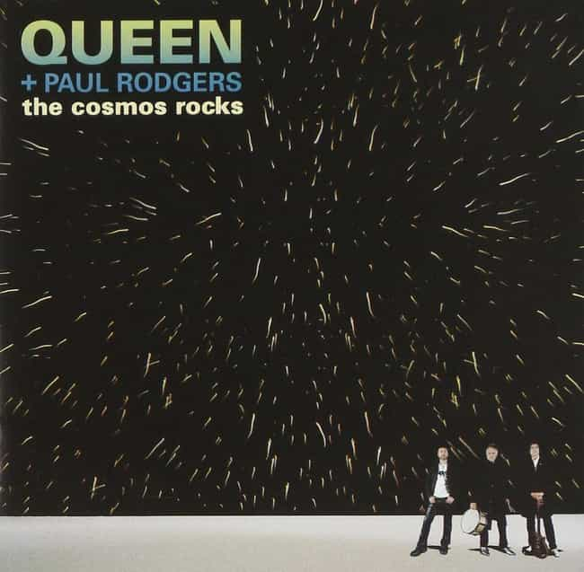 The Cosmos Rocks is listed (or ranked) 1 on the list Comeback Albums That Never Should Have Happened