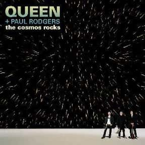 The Cosmos Rocks is listed (or ranked) 14 on the list The Worst Albums by Great Bands