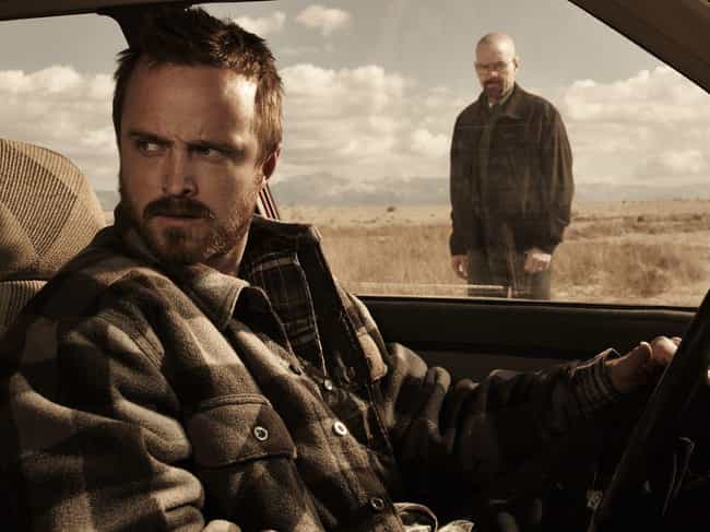 Breaking Bad is listed (or ranked) 3 on the list 17 Current Shows The Walking Dead Could Learn Lessons From