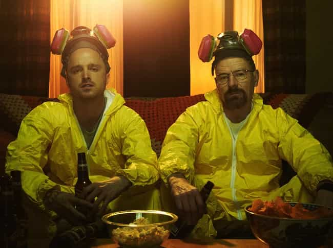 Breaking Bad is listed (or ranked) 2 on the list TV Characters Who Would Never Be Friends In Real Life