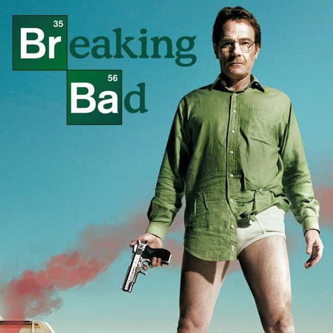 Breaking Bad is listed (or ranked) 3 on the list What to Watch If You Love Dexter