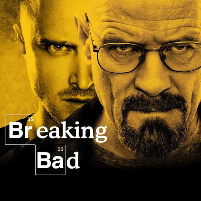 Breaking Bad is listed (or ranked) 1 on the list The Best Tragedy TV Shows