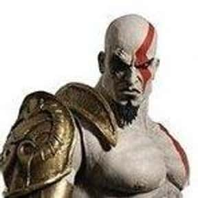 Kratos is listed (or ranked) 2 on the list The Most Hardcore Video Game Heroes of All Time