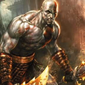 Kratos is listed (or ranked) 15 on the list The Best Jumping Characters in Gaming History