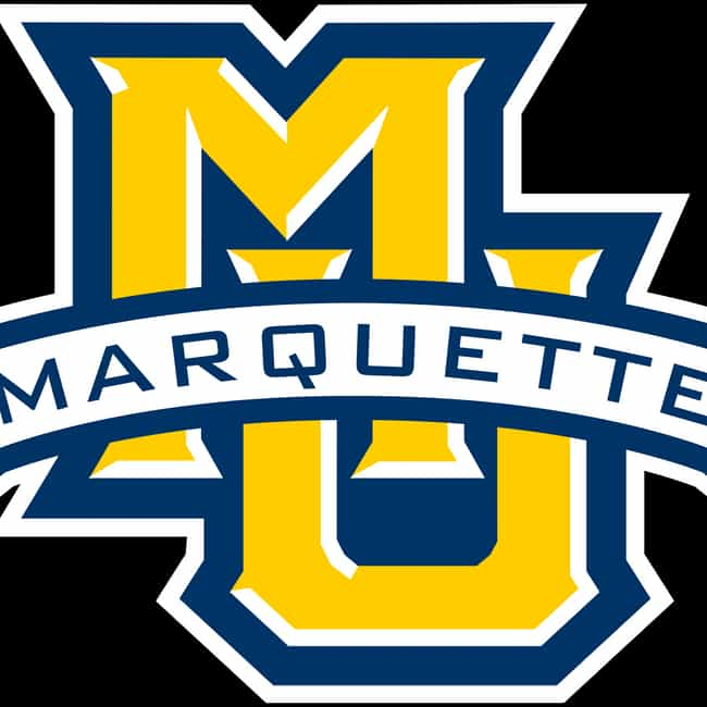 Marquette Golden Eagles men's ... is listed (or ranked) 3 on the list The Best Big East Basketball Teams