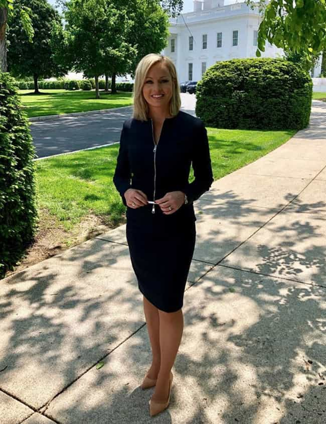 Sandra Smith is listed (or ranked) 2 on the list The Most Stunning News Anchors Ever