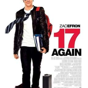 17 Again is listed (or ranked) 9 on the list The Greatest Teen Movies of the 2000s