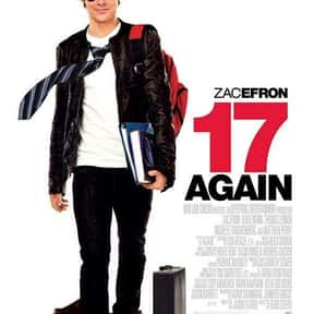 17 Again is listed (or ranked) 10 on the list 20+ Great Movies Where Characters Swap Ages or Bodies