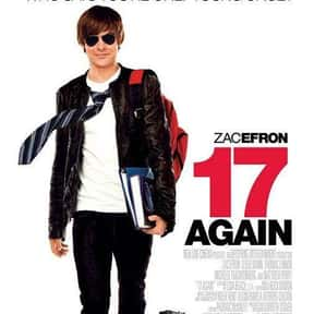17 Again is listed (or ranked) 1 on the list The Best Zac Efron Movies